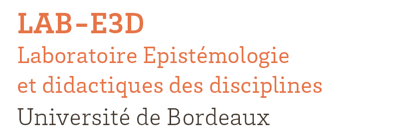 LAB E3D - Université de Bordeaux